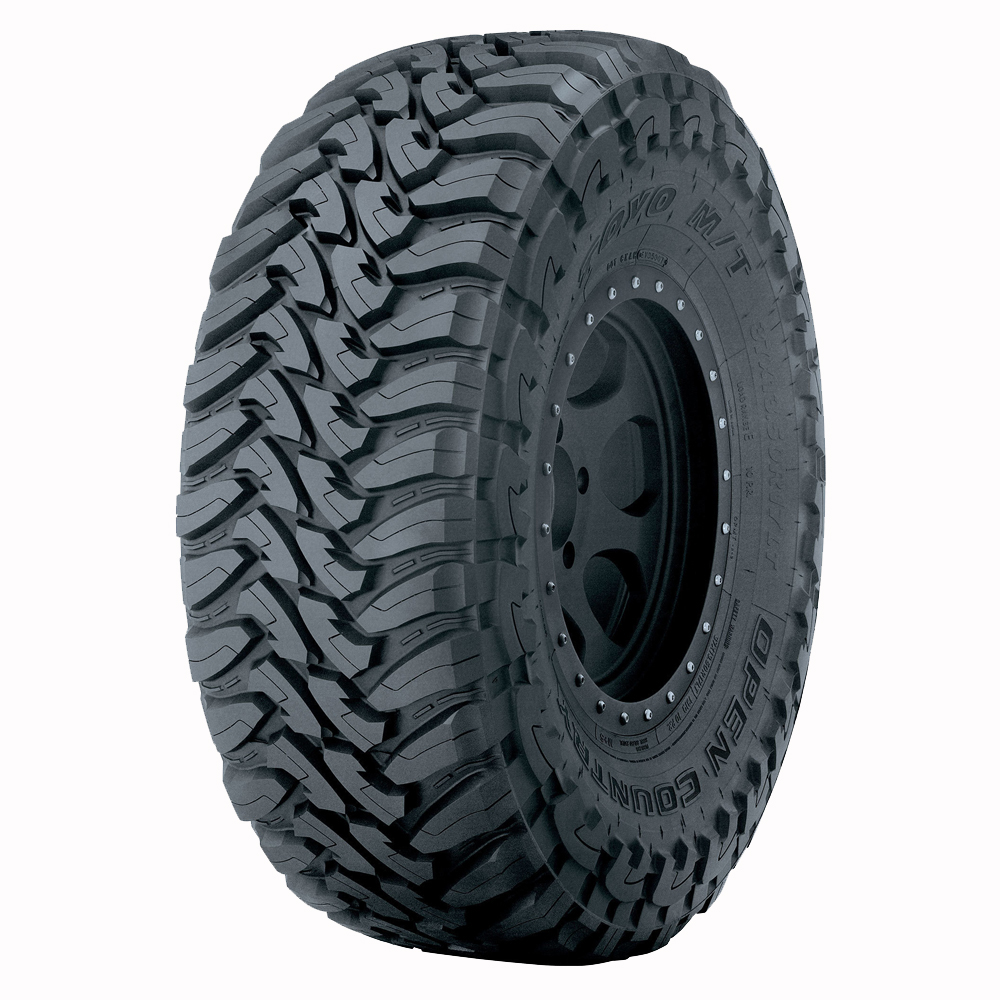 Open Country M/T - 37x13.50R18LT 124Q 8 Ply