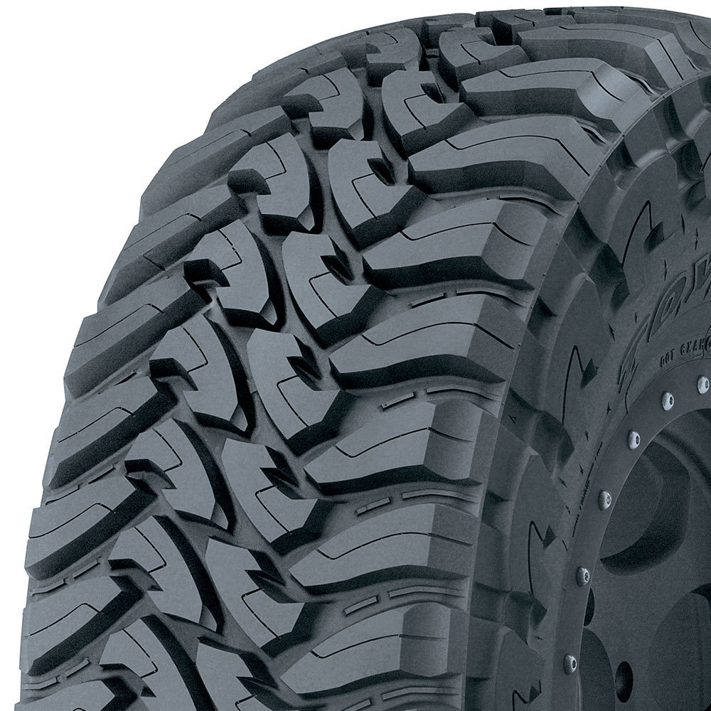 Toyo Tires Open Country M/T Tire - 37x13.50R17LT 131Q 10 Ply