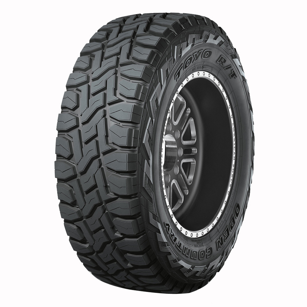 Open Country R/T - LT285/60R18 122/119Q 10 Ply