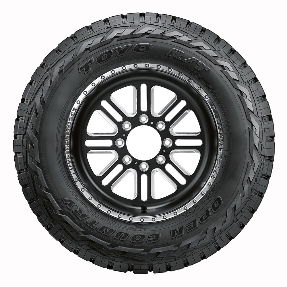 Toyo Tires Open Country R/T - 37x13.50R18LT 124Q 8 Ply