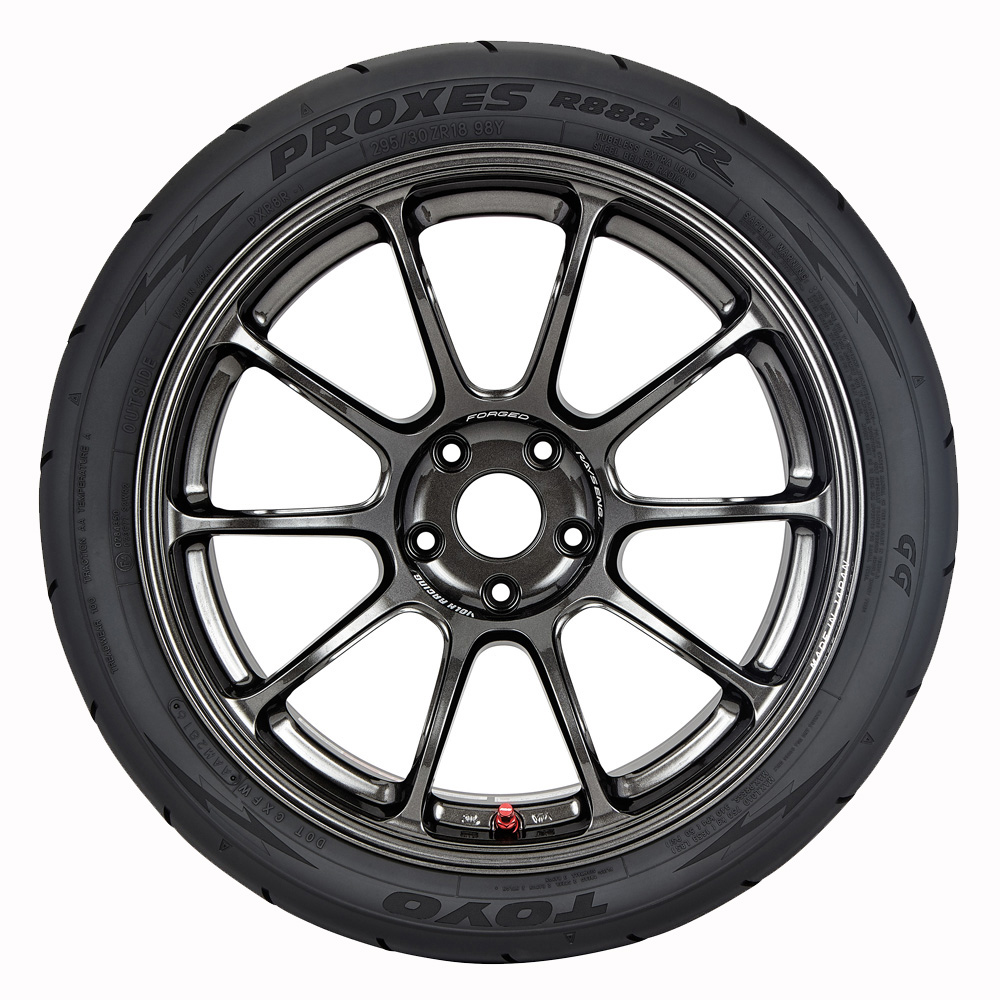 Toyo Tires Proxes R888R Racing Tire - 325/30ZR19 101Y