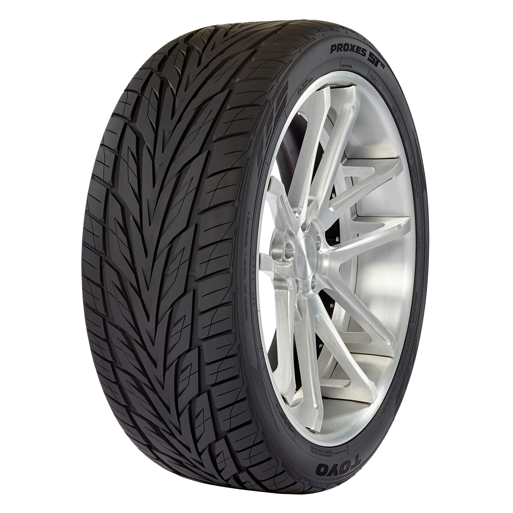 Toyo Tires Proxes S/T III Passenger All Season Tire - 275/55R17 109V