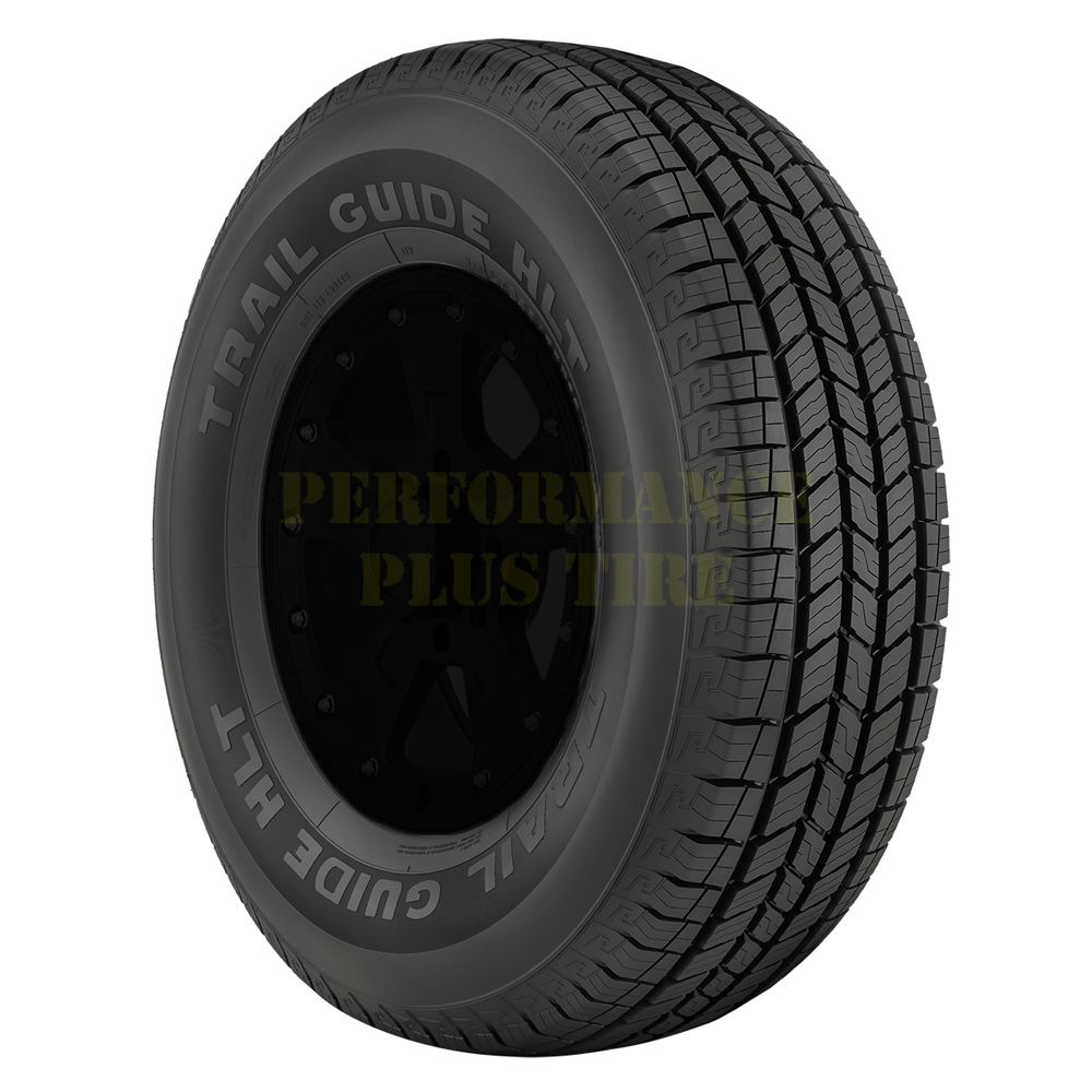 Trail Guide Tires HLT Light Truck/SUV Highway All Season Tire