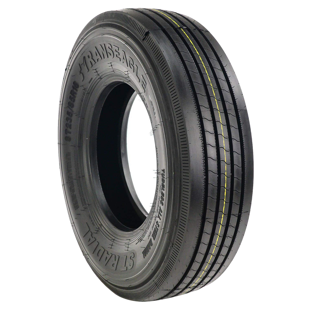 Transeagle Tires All Steel Trailer Tire - ST225/75R15 121/117M 12 Ply