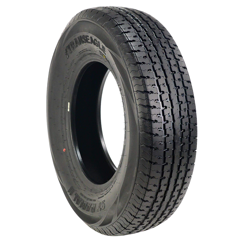 Transeagle Tires ST Radial II Trailer Tire - ST175/80R13 107/102L 6 Ply