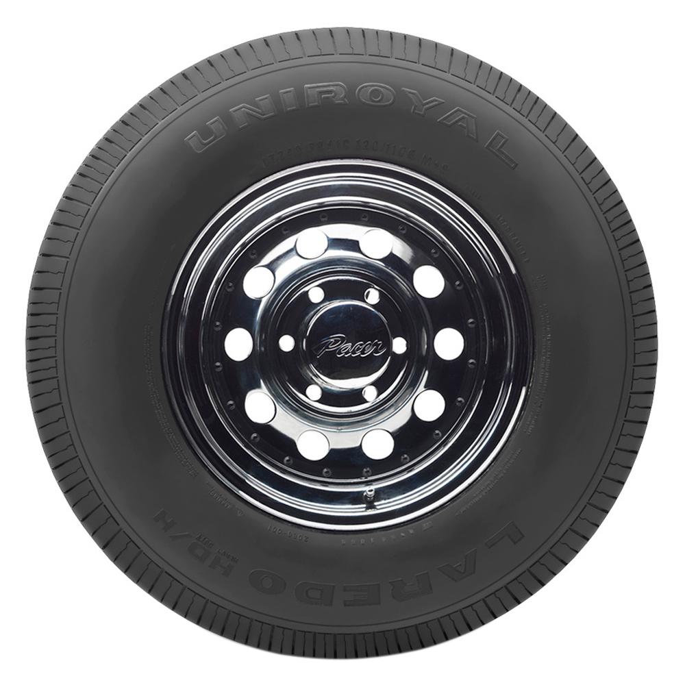 Uniroyal Tires Laredo HD/H Light Truck/SUV Highway All Season Tire