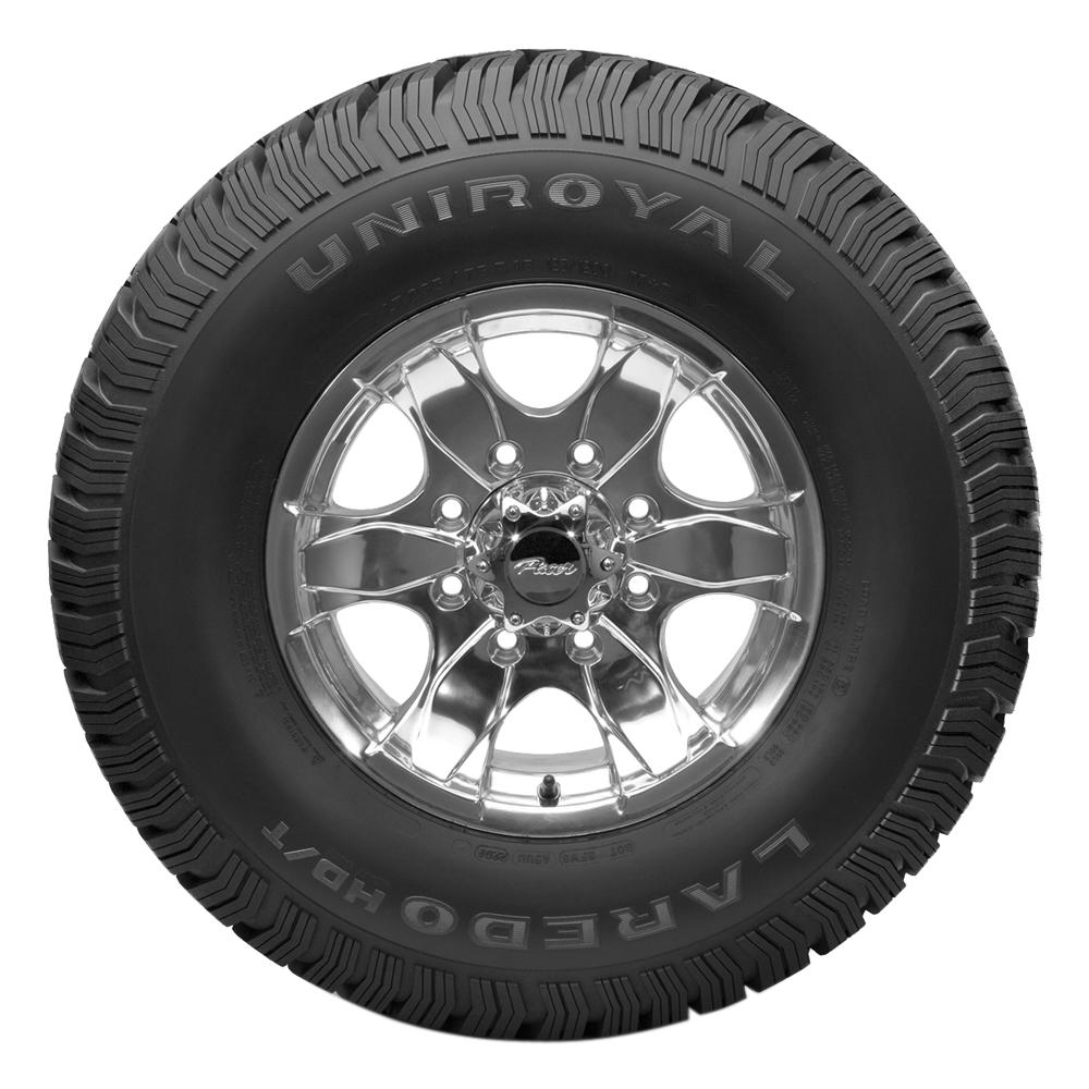 Uniroyal Tires Laredo HD/T Light Truck/SUV Highway All Season Tire