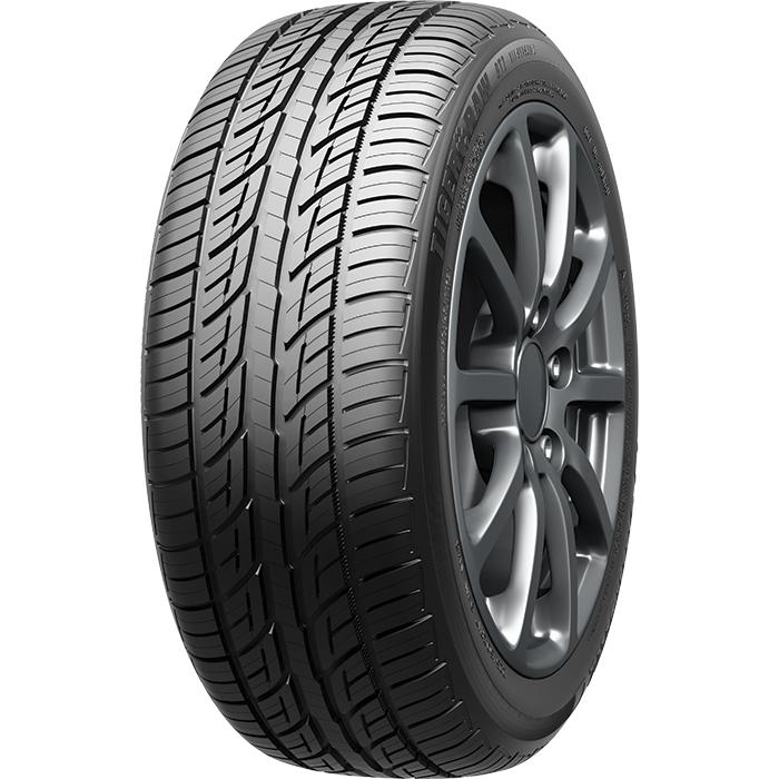 Uniroyal Tires Tiger Paw GTZ All Season 2 Passenger All Season Tire - 255/45ZR17 98W