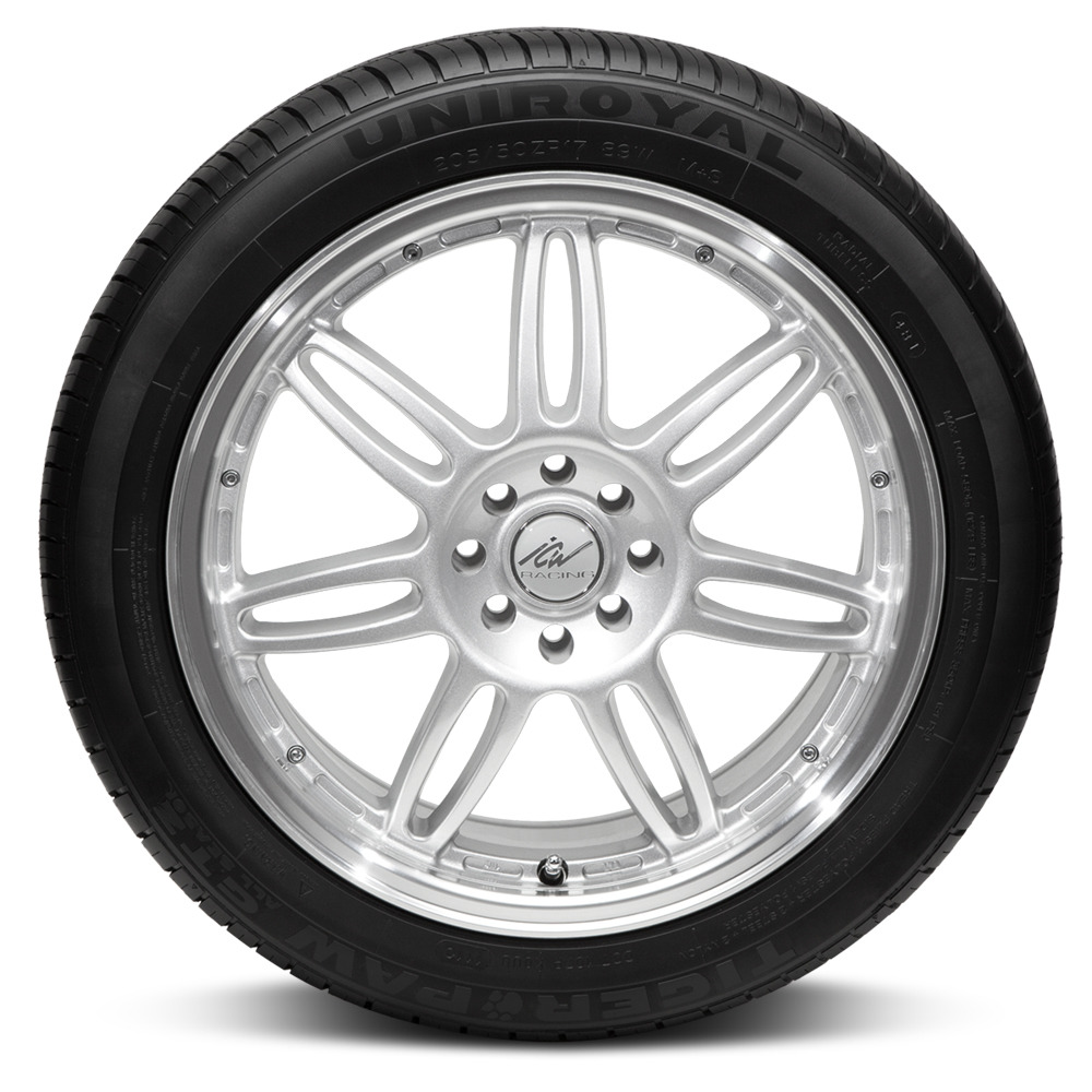 Uniroyal Tires Tiger Paw GTZ All Season Passenger All Season Tire