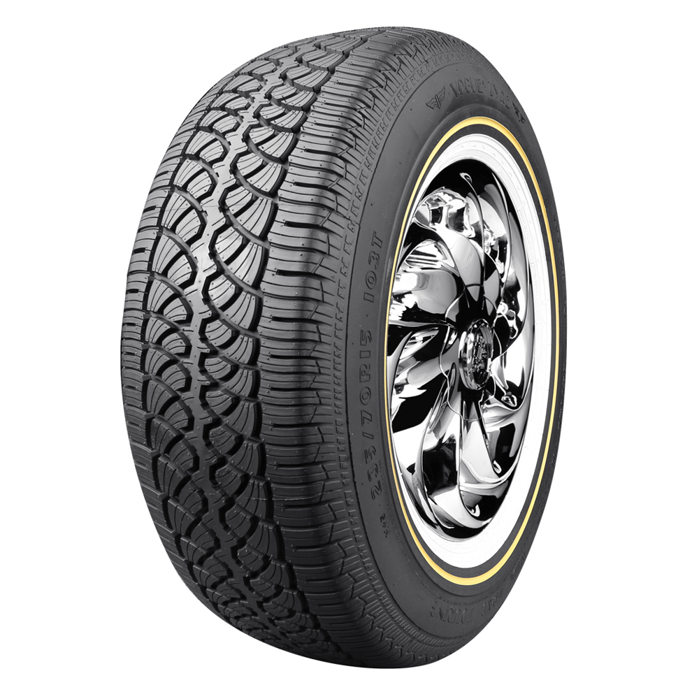 Vogue Tyre Tires Custom Built Radial VII Passenger All Season Tire