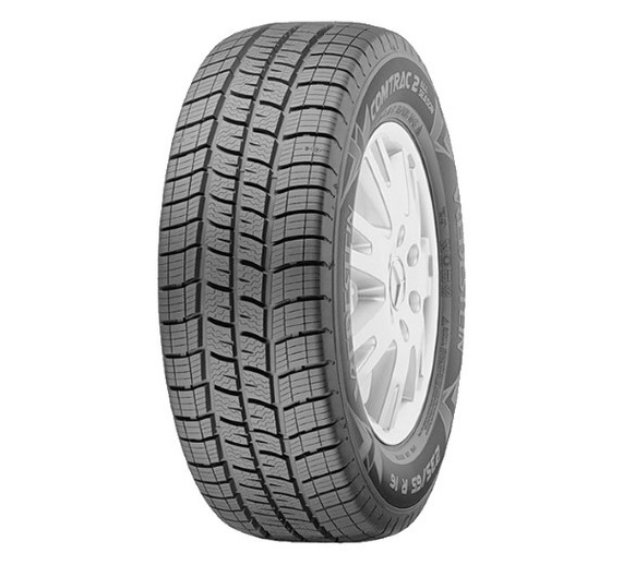 Vredestein Antique Tires Comtrac 2 AS Light Truck/SUV Highway All Season Tire