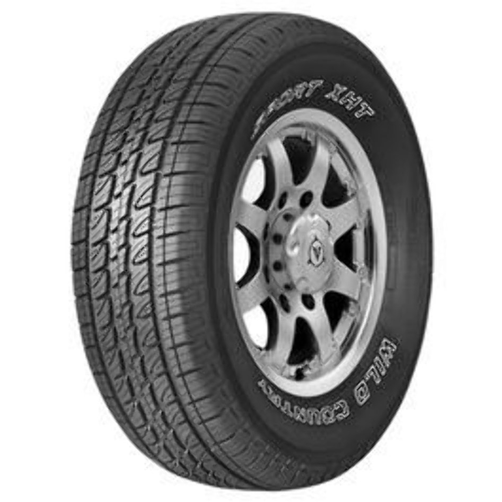 Wild Country Tires Sport XHT Passenger Summer Tire