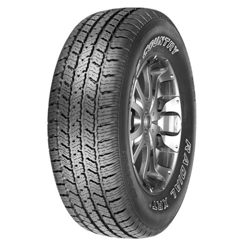 Wild Country Tires XRT II Passenger All Season Tire