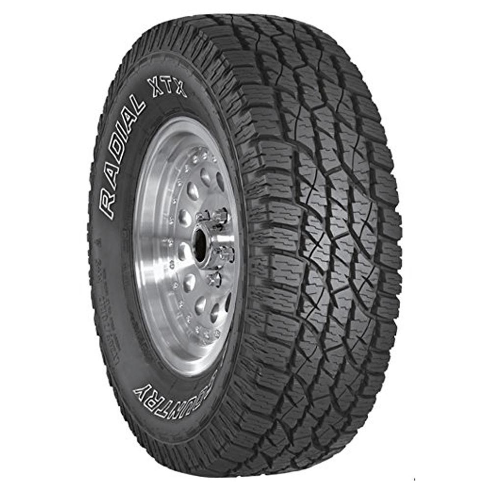 Wild Country Tires XTX Sport Light Truck/SUV All Terrain/Mud Terrain Hybrid Tire