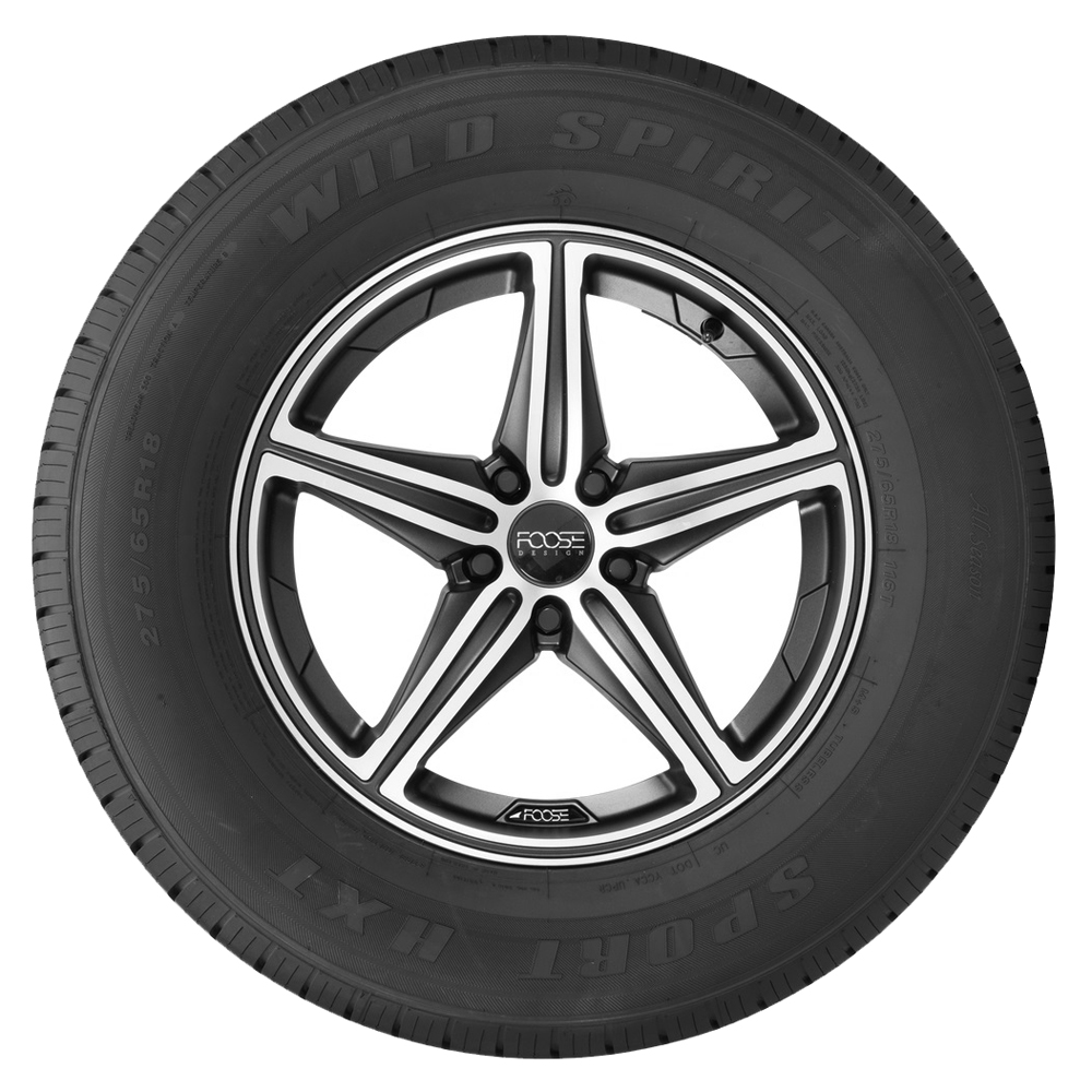 Wild Spirit Tires Sport HXT Passenger All Season Tire