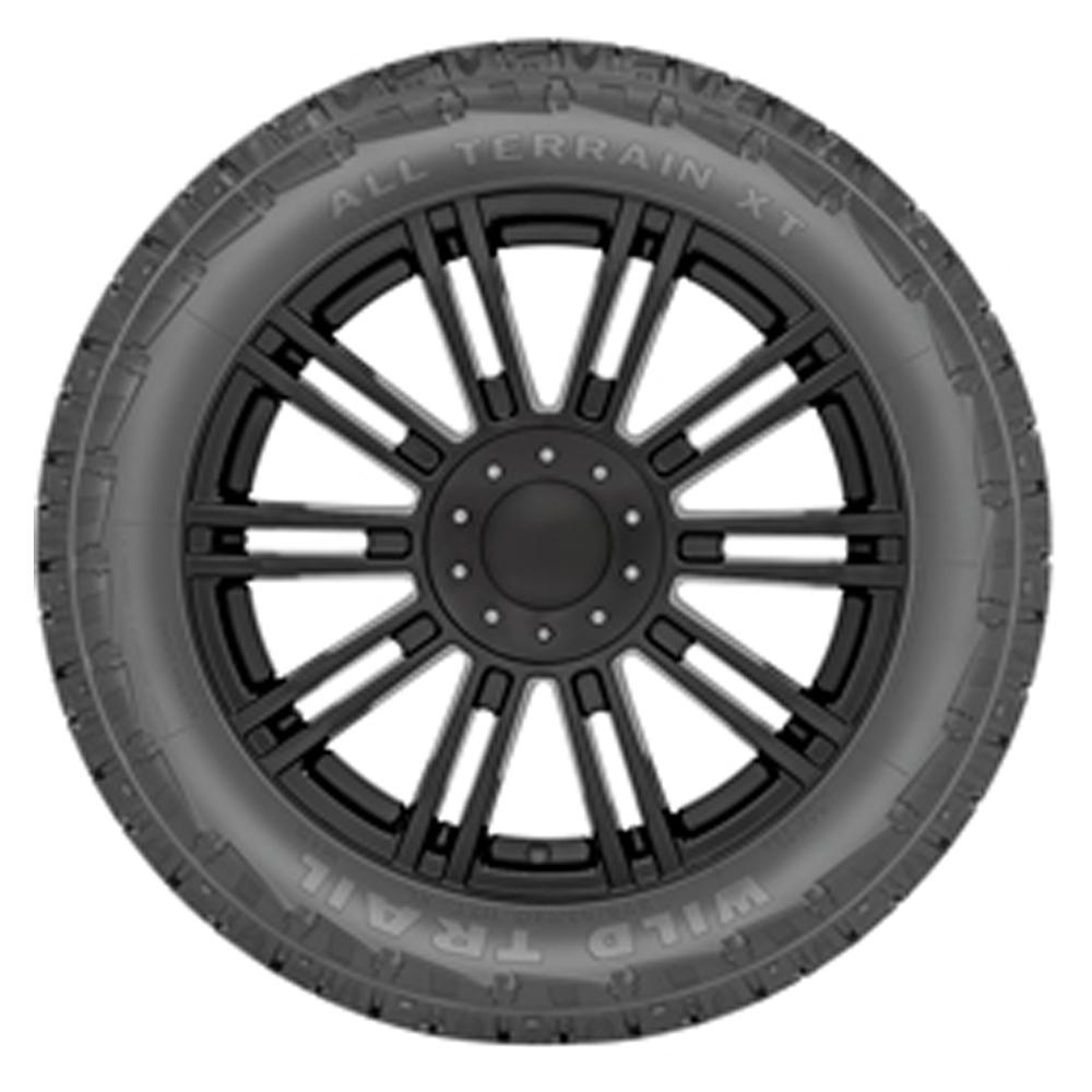 Wild Trail Tires All Terrain XT Passenger All Season Tire - 31x10.5R15LT 109S 6 Ply