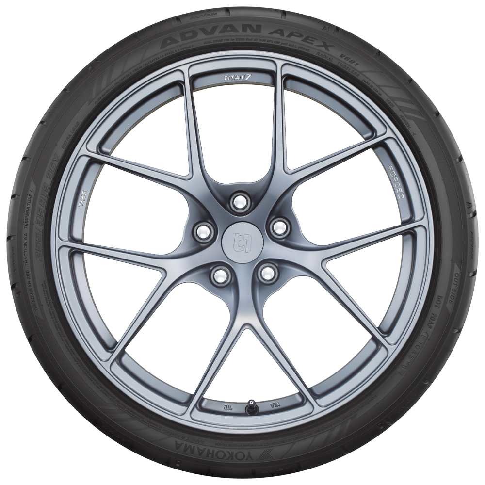 Yokohama Tires Advan Apex V601 Passenger Summer Tire