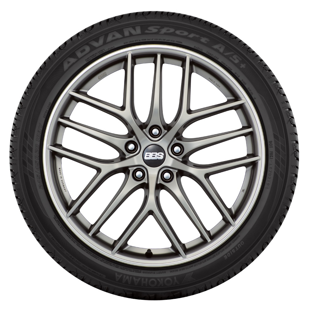 Yokohama Tires Advan Sport A/S Plus Passenger All Season Tire