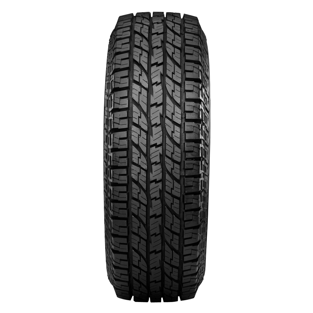 Yokohama Tires Geolandar A/T G015 Light Truck/SUV All Terrain/Mud Terrain Hybrid Tire - LT215/75R15 100/97S 6 Ply