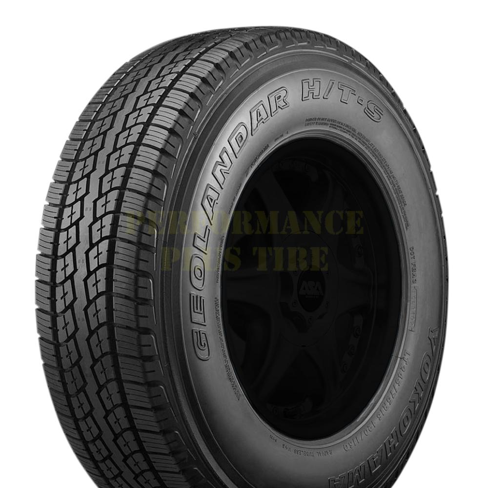 Yokohama Tires Geolandar H/T-S G053 Light Truck/SUV Highway All Season Tire