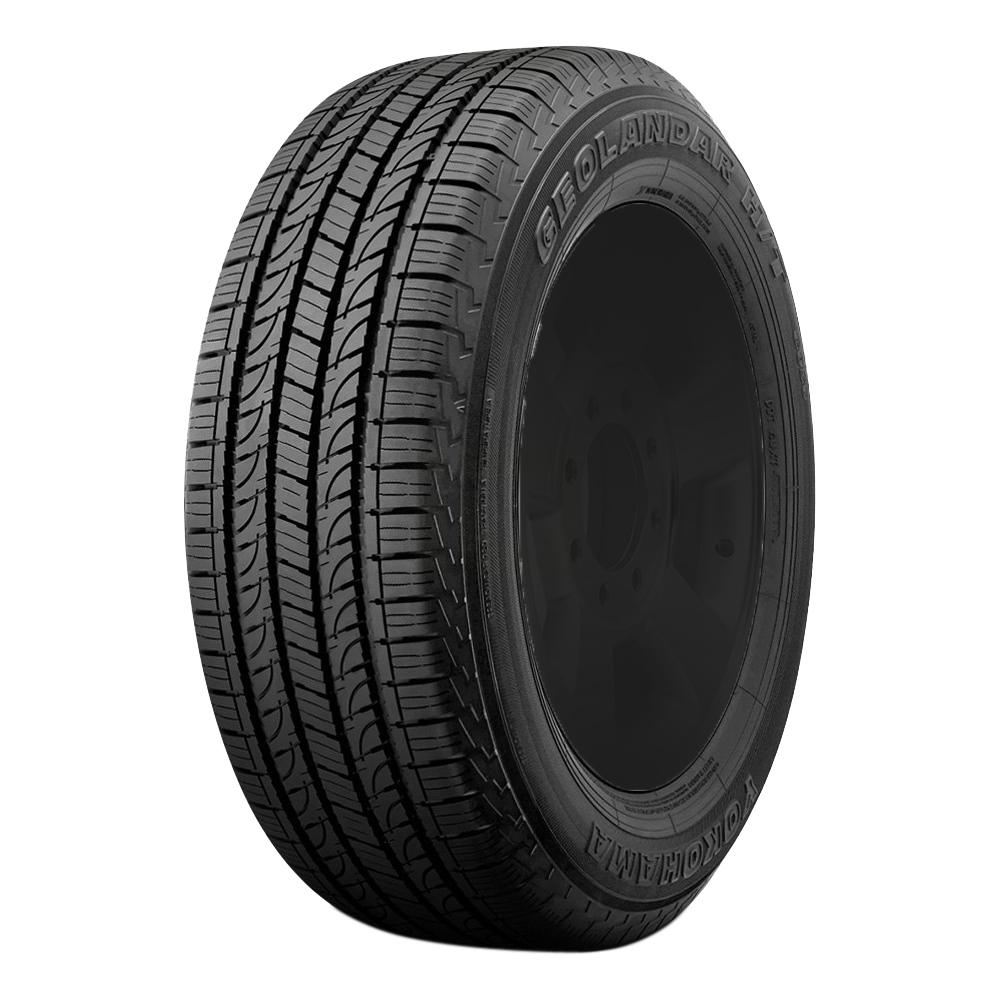 Yokohama Tires Geolandar H/T G056 Passenger All Season Tire - LT225/75R17 116S 10 Ply