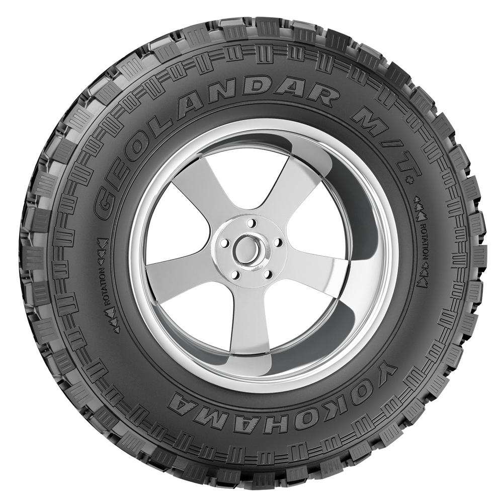 Yokohama Tires Geolandar M/T+ - 30x9.50R15LT 104Q 6 Ply