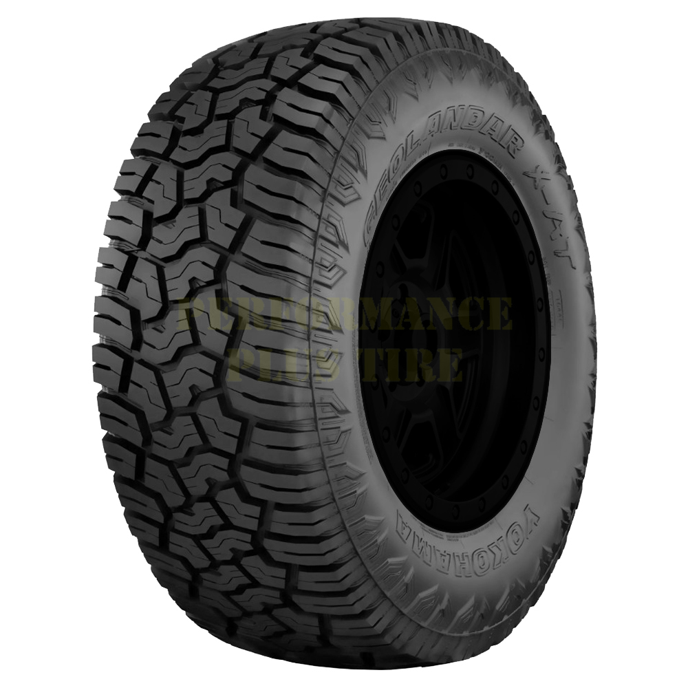 Yokohama Tires Geolandar X-AT Light Truck/SUV All Terrain/Mud Terrain Hybrid Tire