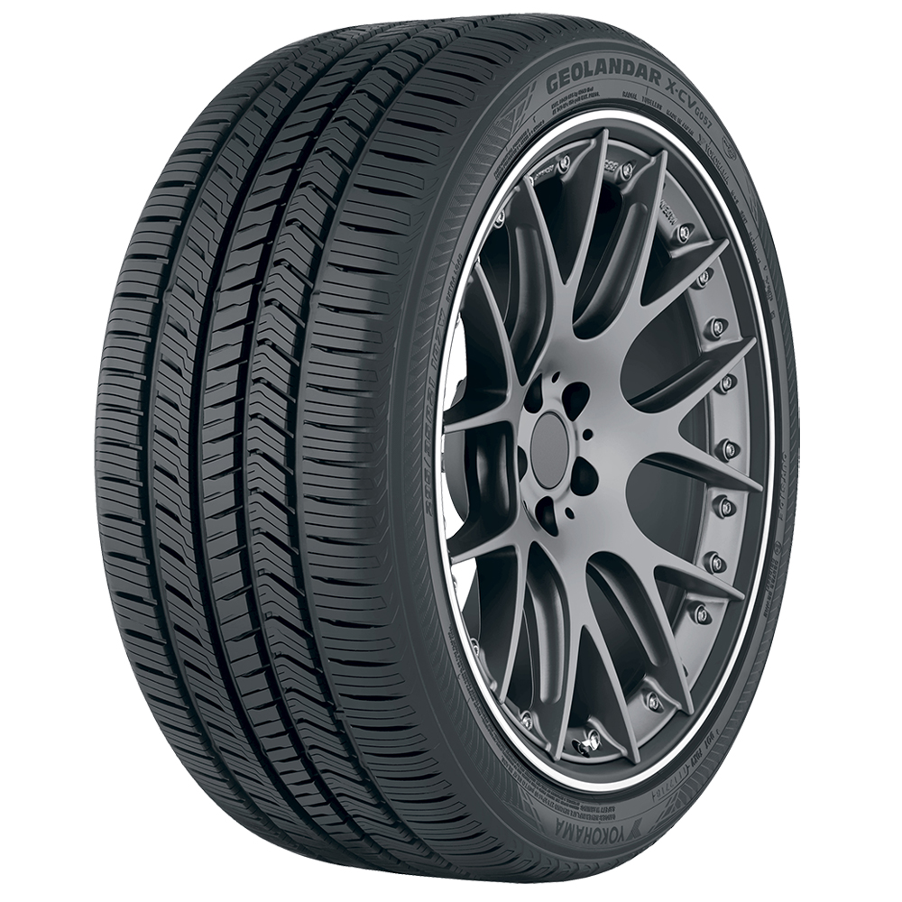 Yokohama Tires Geolandar X-CV Passenger All Season Tire - 275/40R22XL 108W