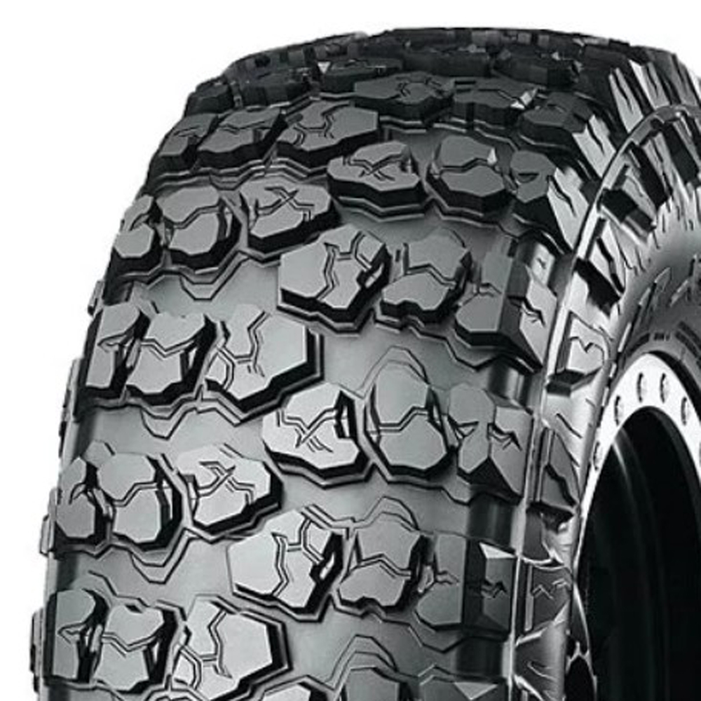 Yokohama Tires Geolandar X-MT G005 Light Truck/SUV Mud Terrain Tire - 37x13.50R17LT 121Q 10 Ply
