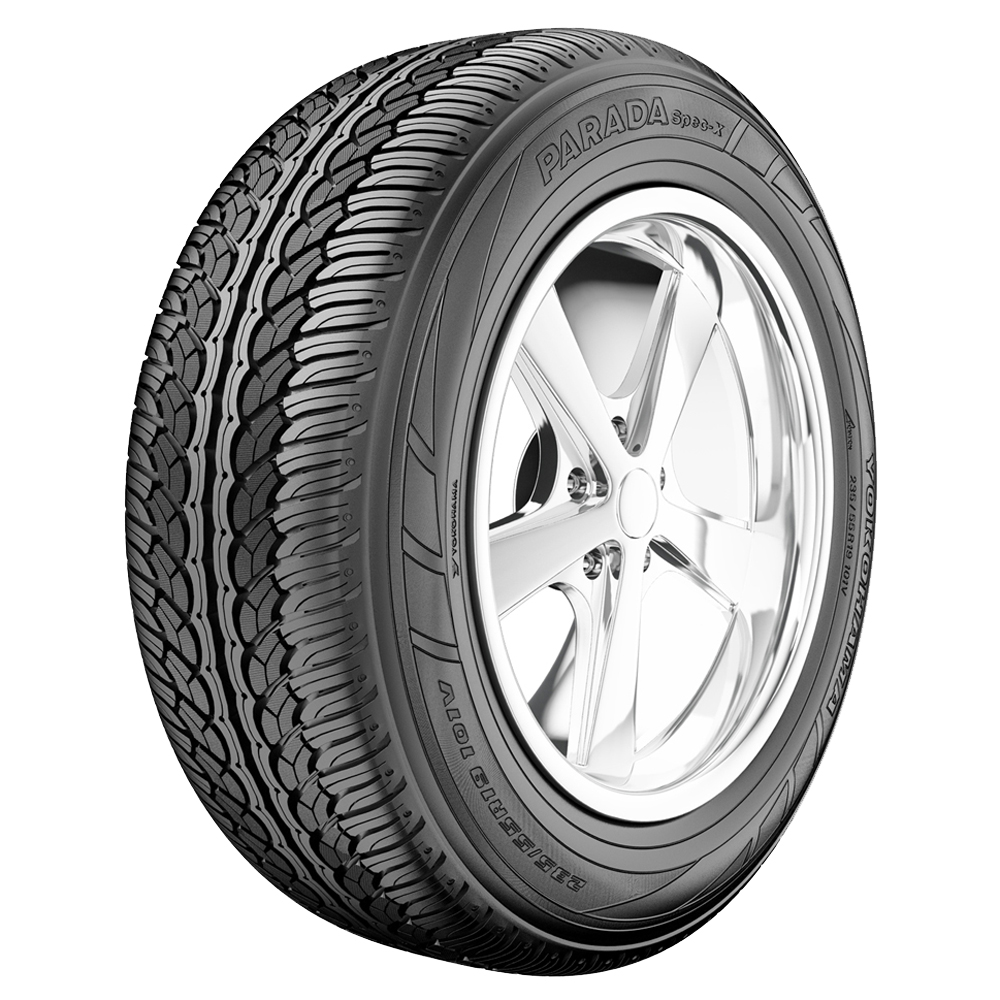Yokohama Tires Parada Spec-X Passenger All Season Tire - 285/30R22 101V