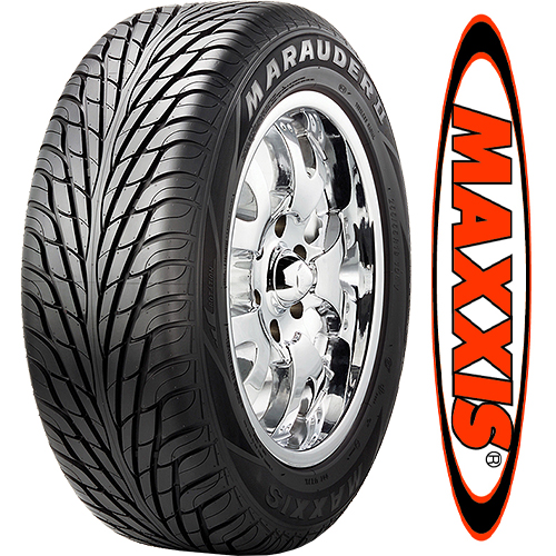 Maxxis Tires Marauder II MA-S2 Passenger All Season Tire - 295/40R20XL 110V