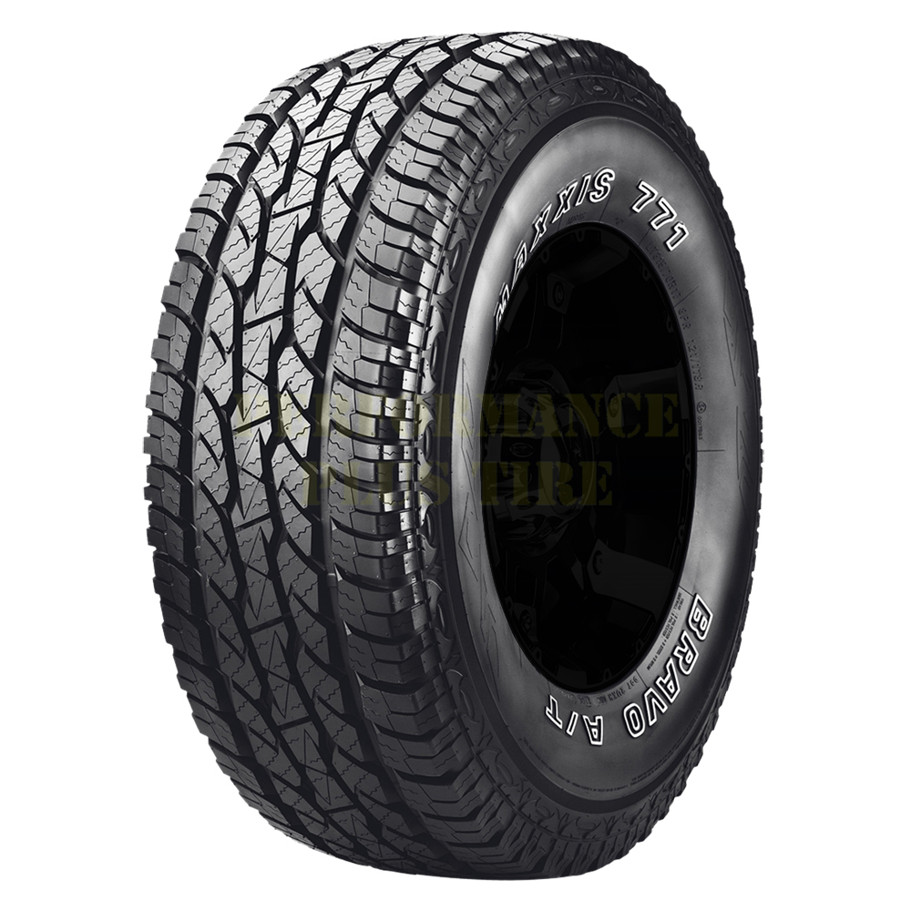 Maxxis Tires Bravo AT-771 Passenger Performance Tire - LT225/70R16 102/99S 6 Ply