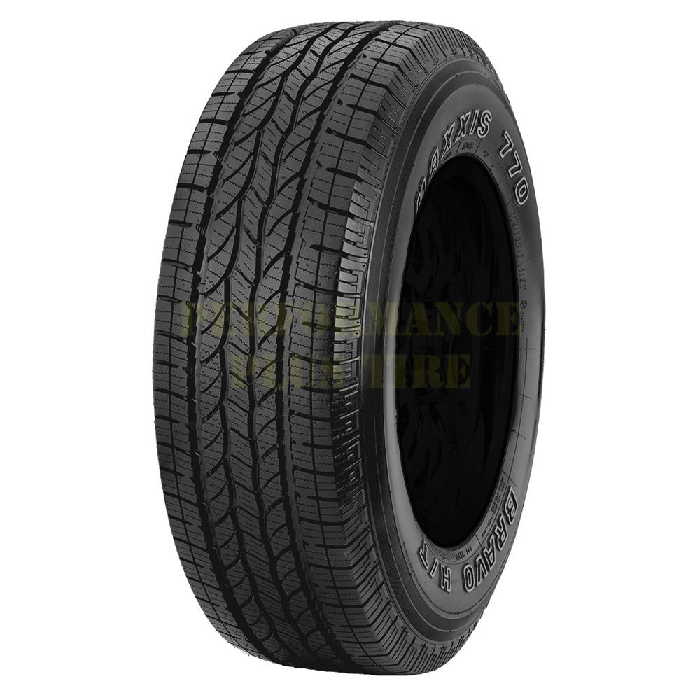 Maxxis Tires Bravo HT-770 Light Truck/SUV Highway All Season Tire