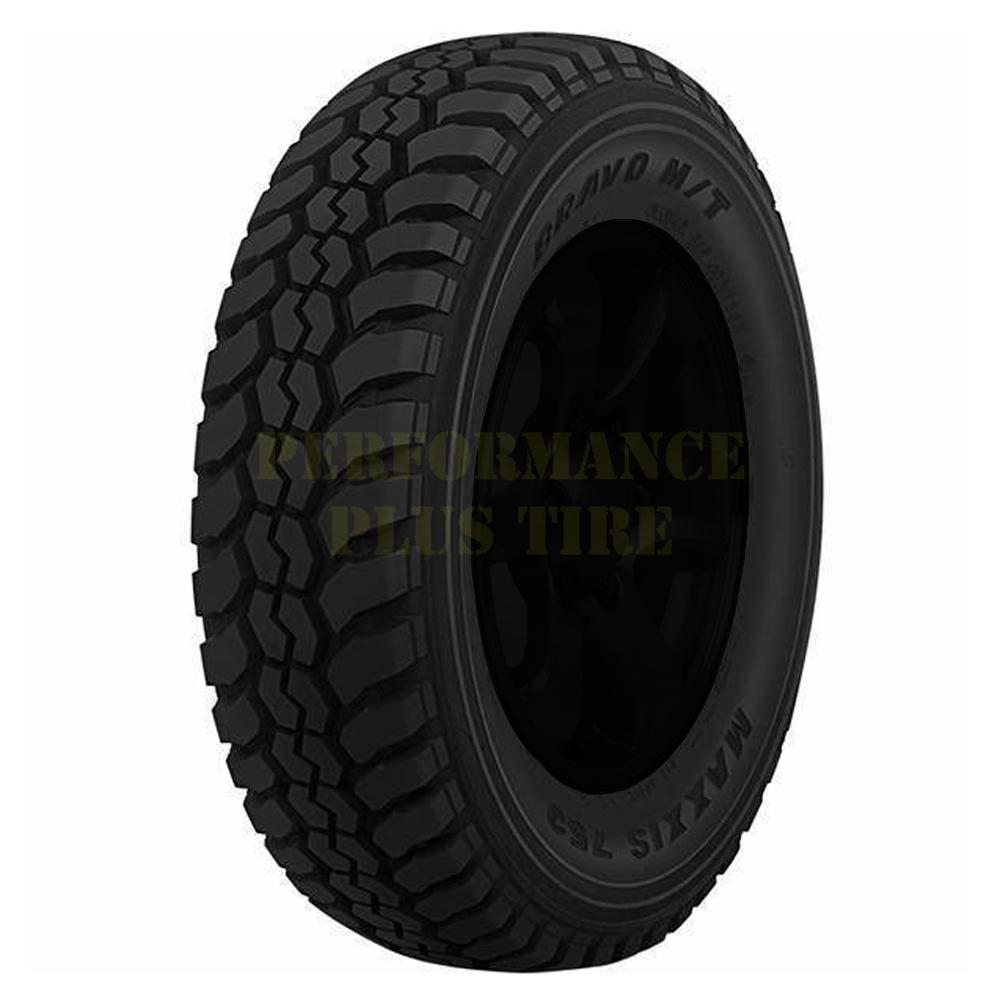 Maxxis Tires Bravo MT-753 Light Truck/SUV Mud Terrain Tire