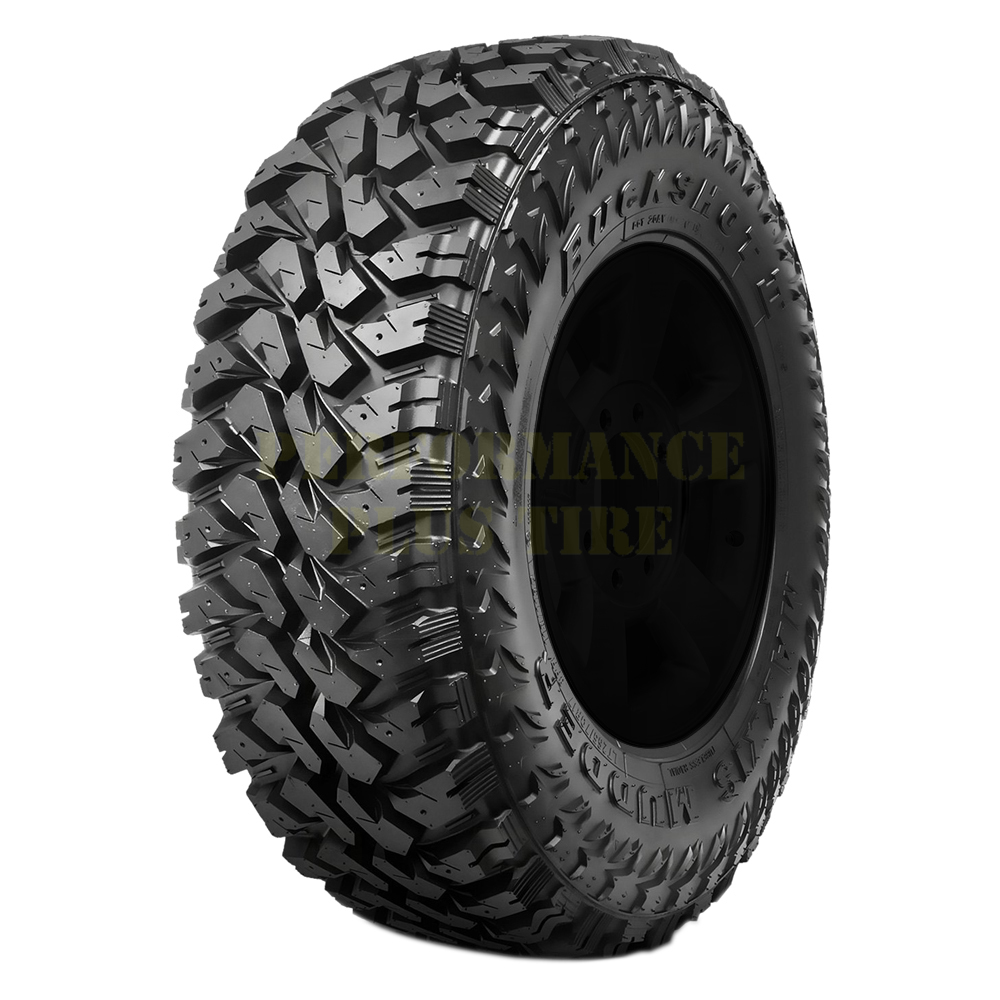 Maxxis Tires Buckshot Mudder II MT-764 Light Truck/SUV Mud Terrain Tire