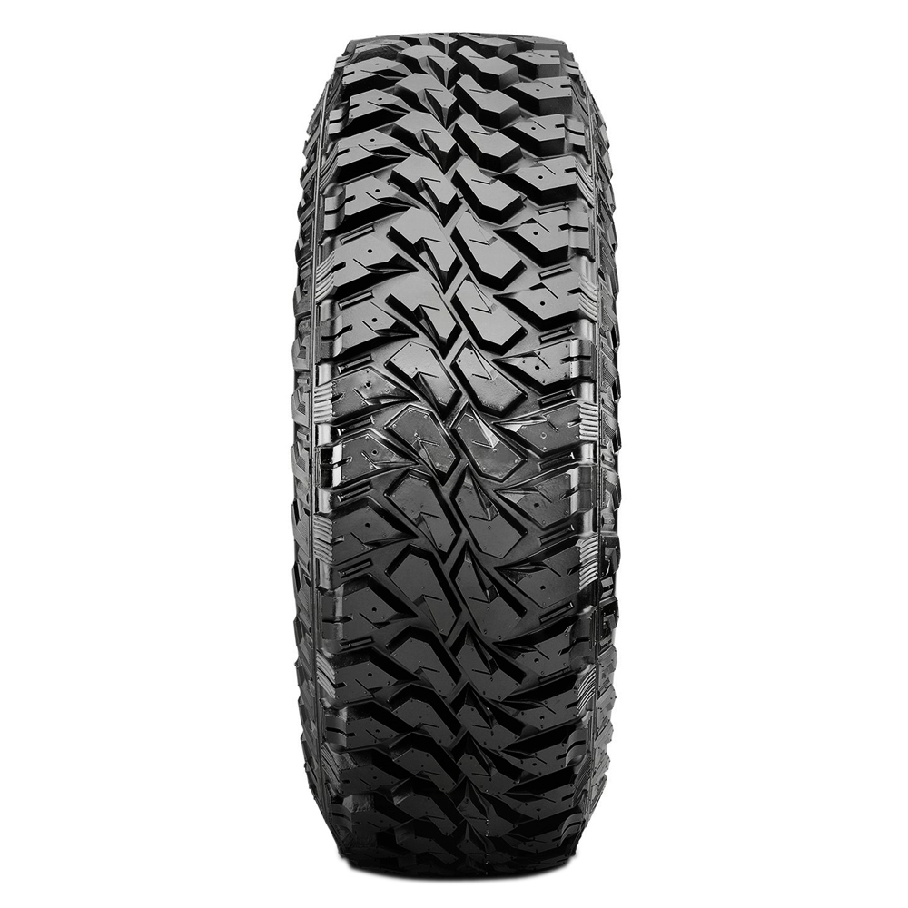 Maxxis Tires Buckshot Mudder II MT-764 Light Truck/SUV Mud Terrain Tire - LT305/70R17 121/118Q 10 Ply