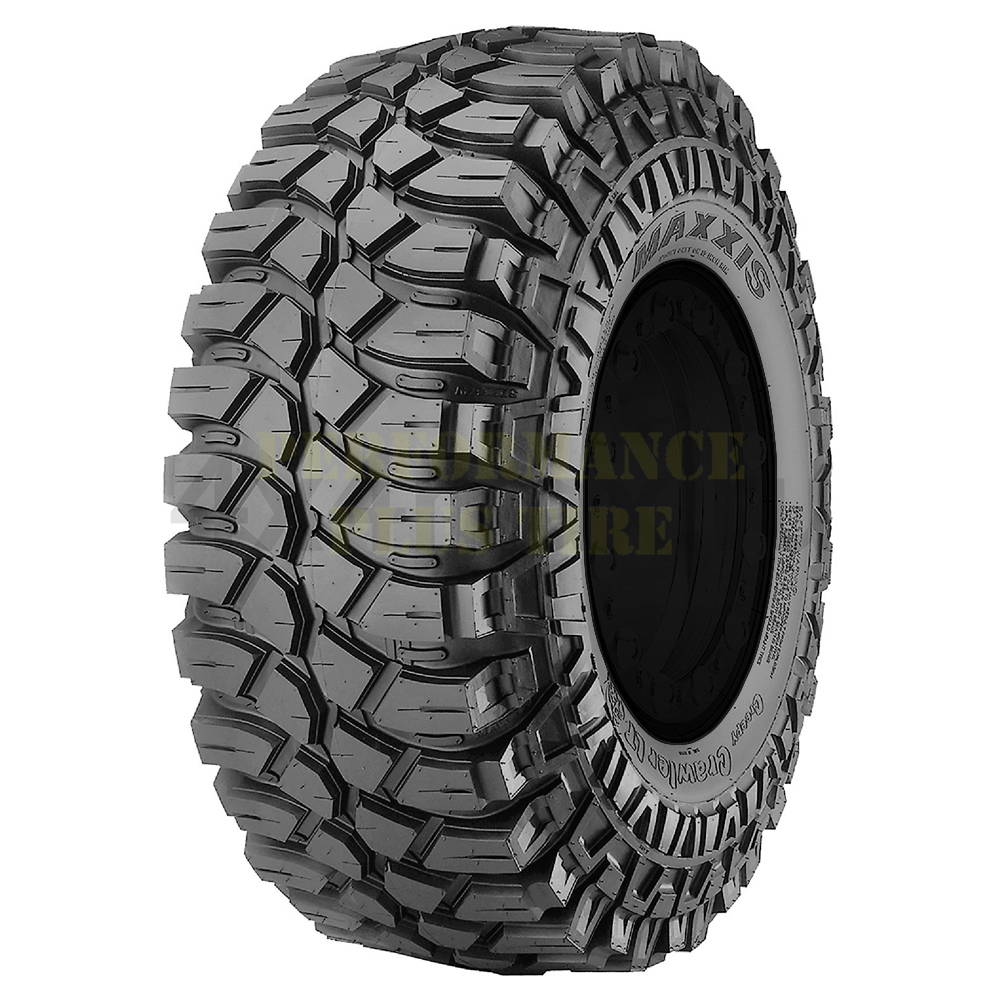 Maxxis Tires Creepy Crawler M8090 Light Truck/SUV All Terrain/Mud Terrain Hybrid Tire - 40x13.50R17LT 123L 8 Ply