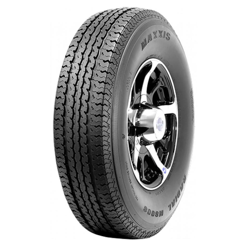 Maxxis Tires ST Radial M8008 (Trailer) - ST215/75R14 6 Ply