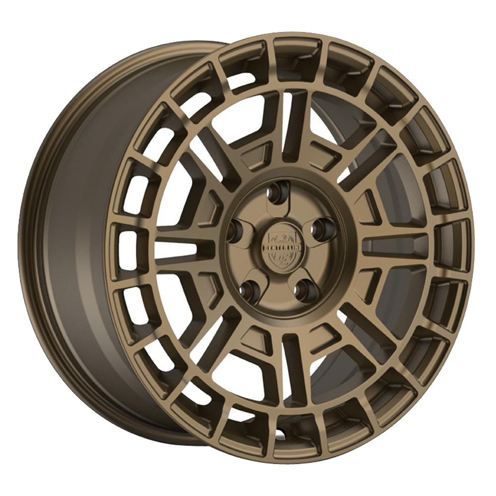 Centerline Wheels 849BZ CT1 - Bronze Rim