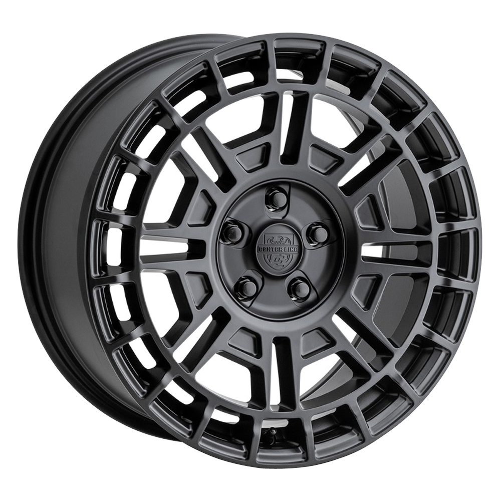 Centerline Wheels 849SB CT1 - Satin Black