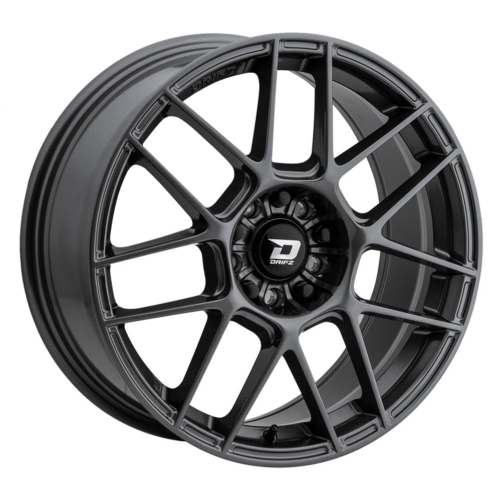 Drifz Wheels 313G - Graphite Rim