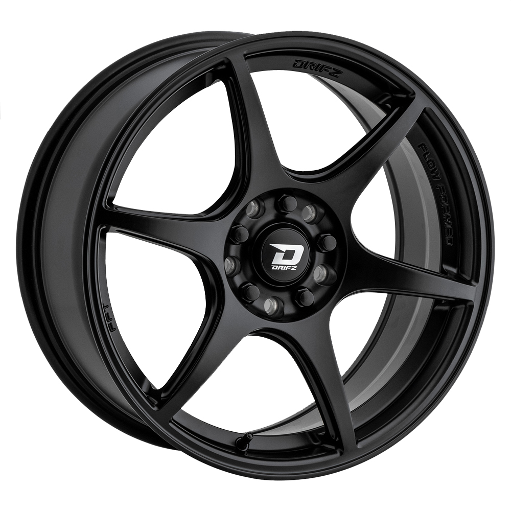 Drifz Wheels 314SB - Satin Black Rim