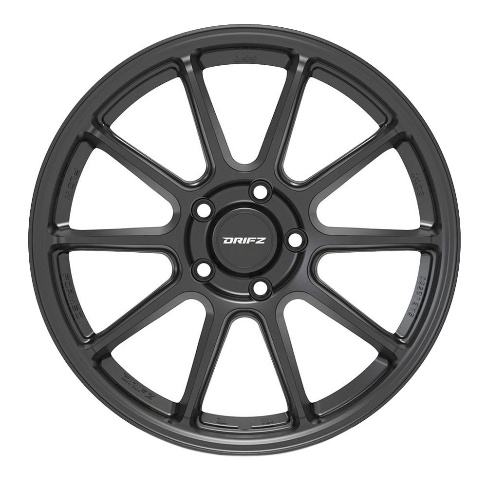 Drifz Wheels 317SG - Anthracite Rim