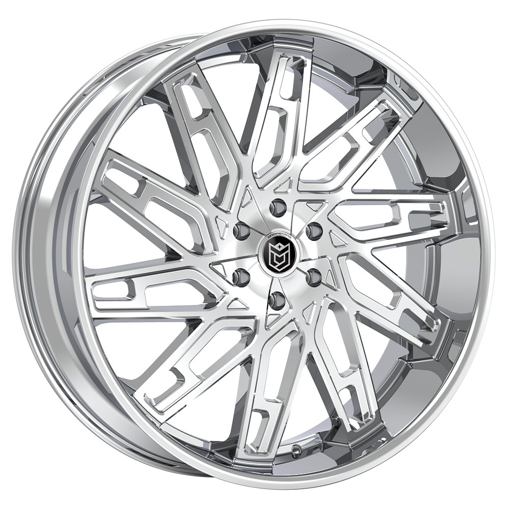 Dropstars Wheels 656C - Chrome Rim