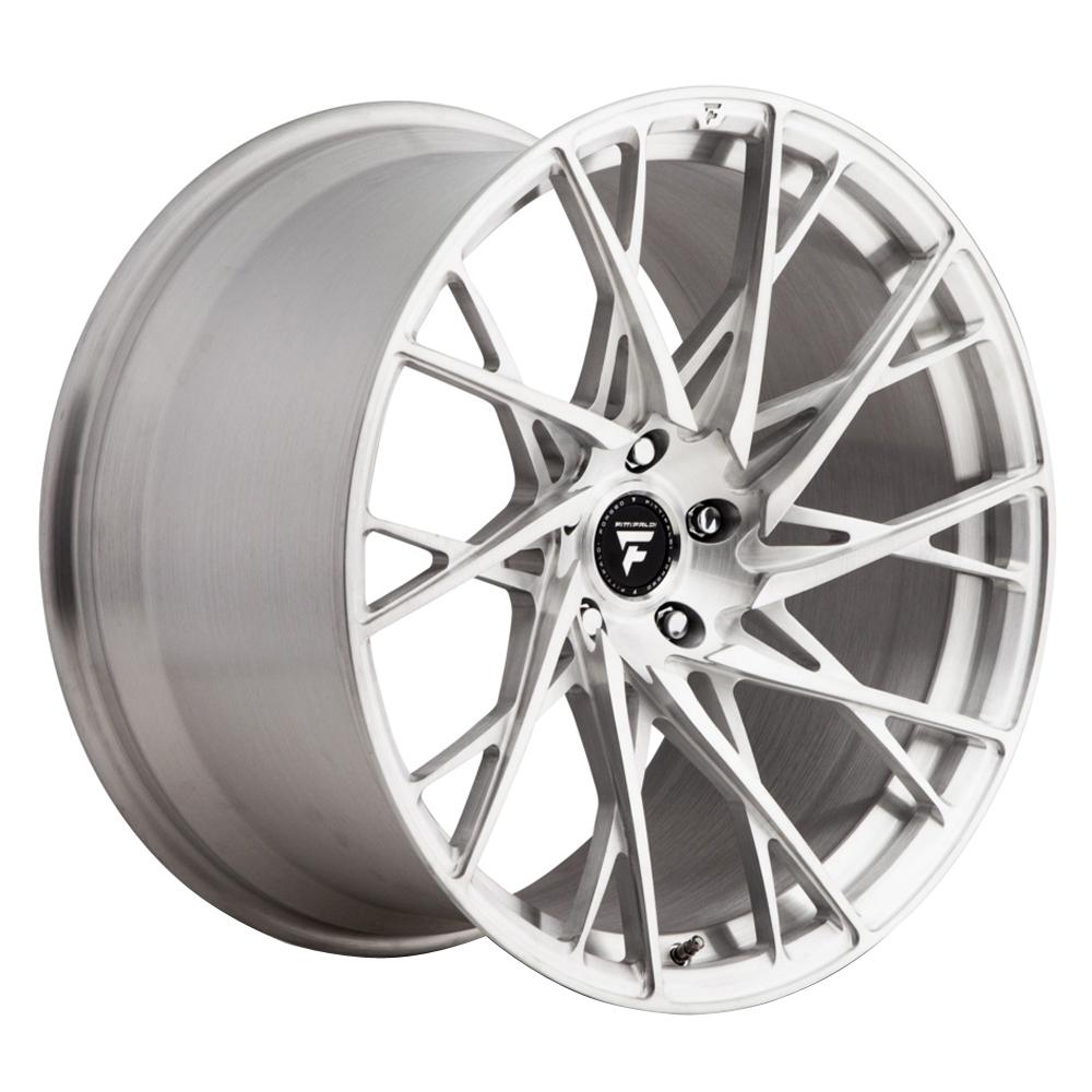 Fittipaldi Wheels FSF24 U - Brushed Without Clear Coat Rim