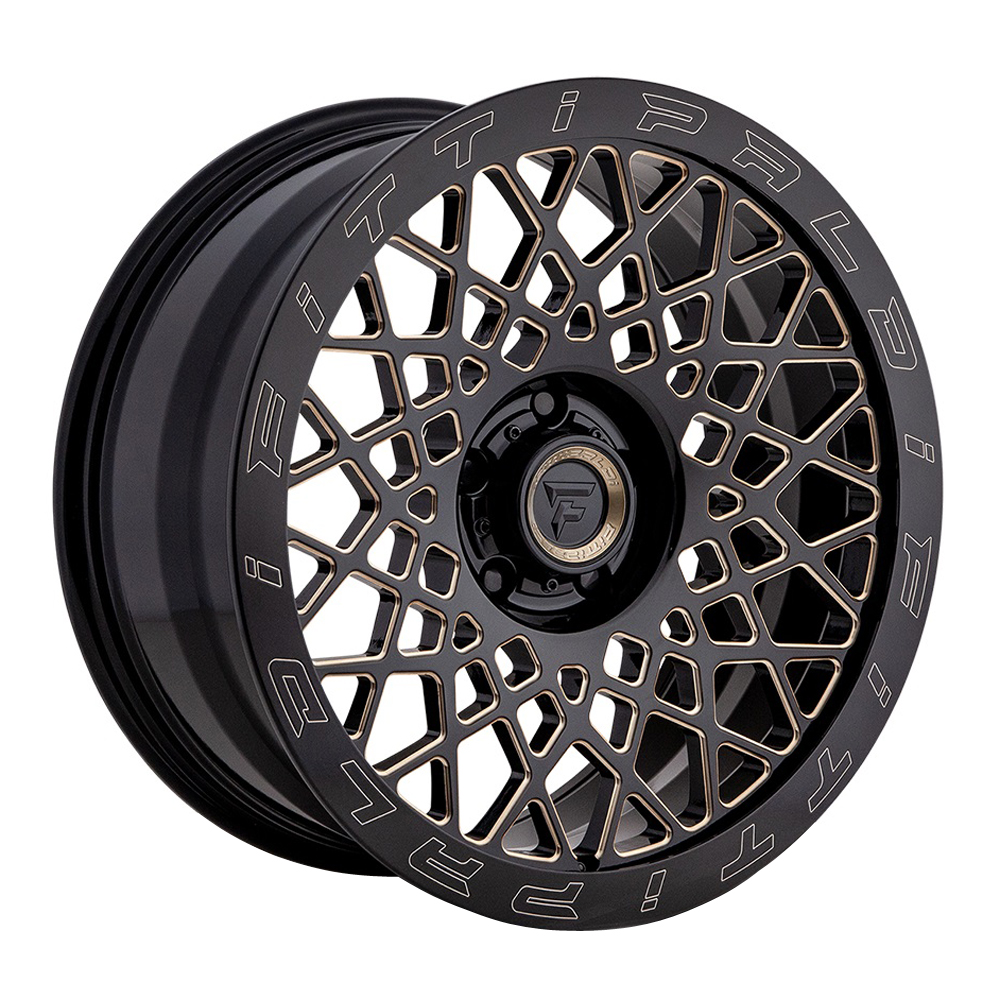 Fittipaldi Offroad Wheels FTF04 X Trail - Bronze Tint Rim