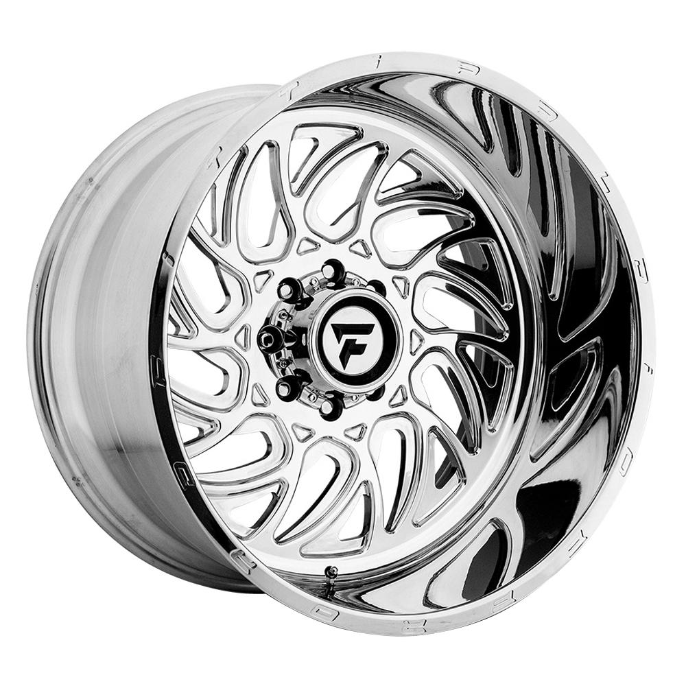 Fittipaldi Offroad Wheels FTF09 Alpha - Polished Rim