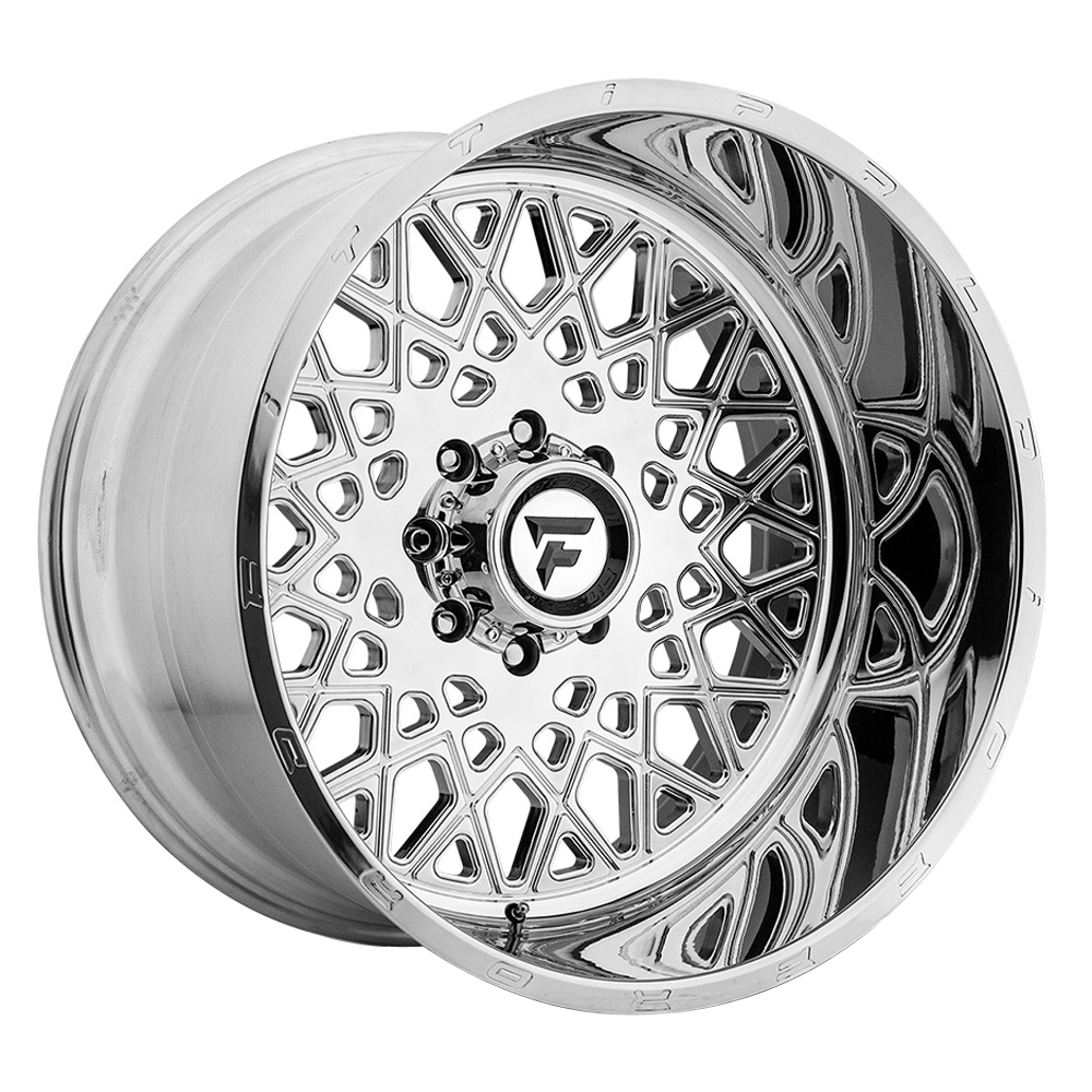 Fittipaldi Offroad Wheels FTF10 Alpha - Polished Rim