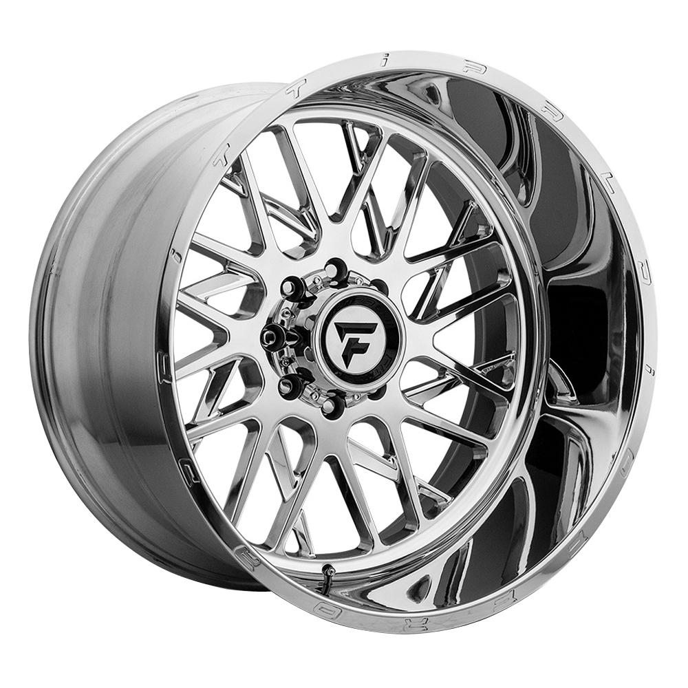 Fittipaldi Offroad Wheels FTF12 Alpha - Polished Rim