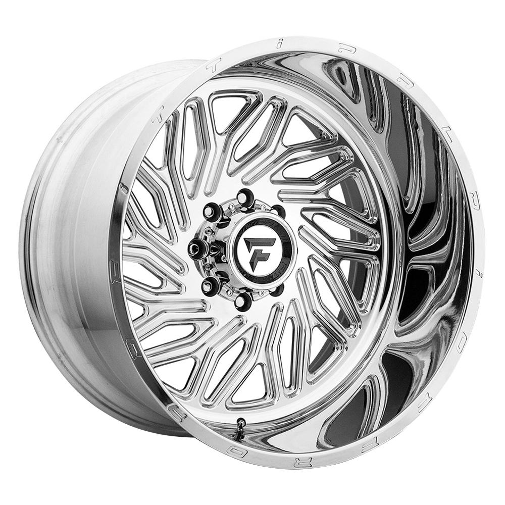 Fittipaldi Offroad Wheels FTF13 Alpha - Polished Rim